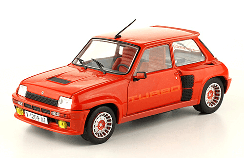 Renault 5 Turbo 1982 coches inolvidables salvat