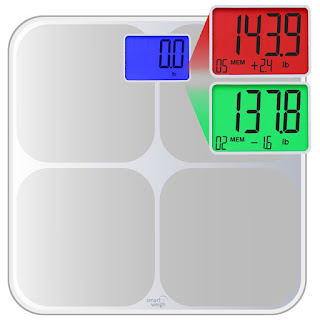 Smart Weigh Bathroom Scale