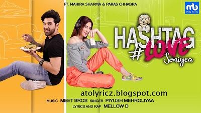 Meet Bros - Hashtag Love Soniyea Lyrics