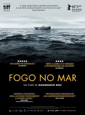 Fogo no Mar - Fuocoammare (2016)