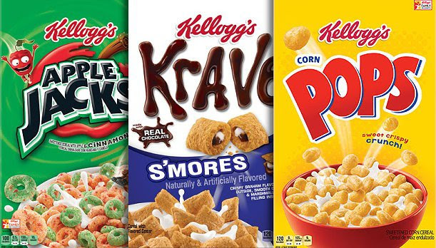 photo about Printable Cereal Coupons identify The Aim Saver: Help you save up towards $10 Kelloggs Cereal Printable