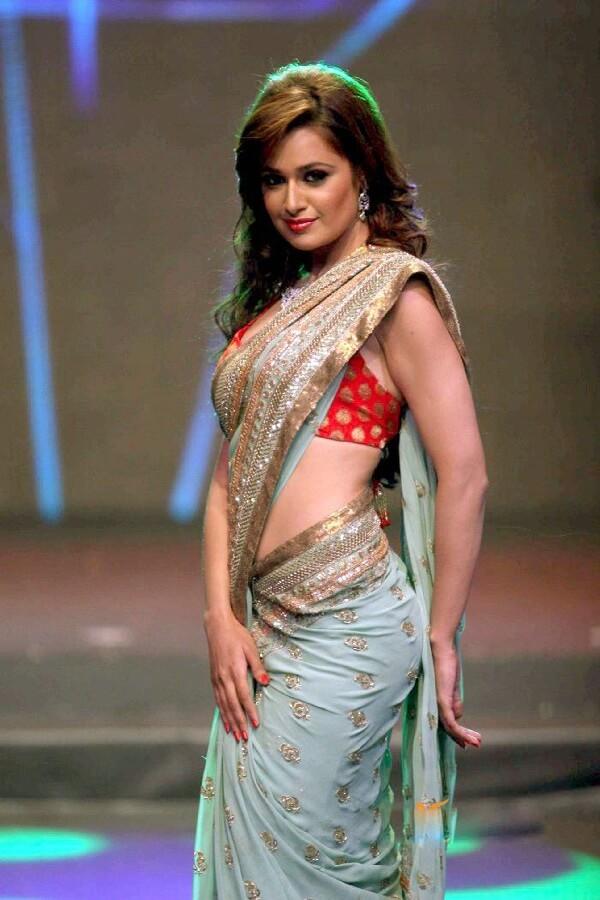 Yuvika Chaudhary Physical Appearance