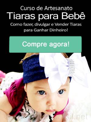 Curso Tiaras para Bebe
