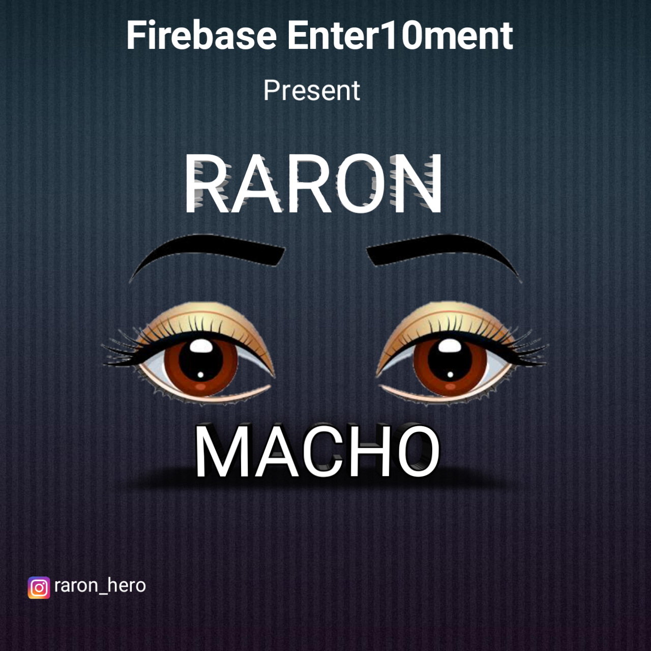 Macho Mp3 Audio Download By RARON  | Best Music 2021