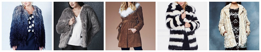 Plus size faux fur coats, AW15 faux fur coats, Simply Be, The Style Guide Blog