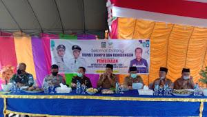 Pembinaan ASN, Bupati dan Wakil Bupati Dompu: Dinas Sosial Rawan Terjadi KKN