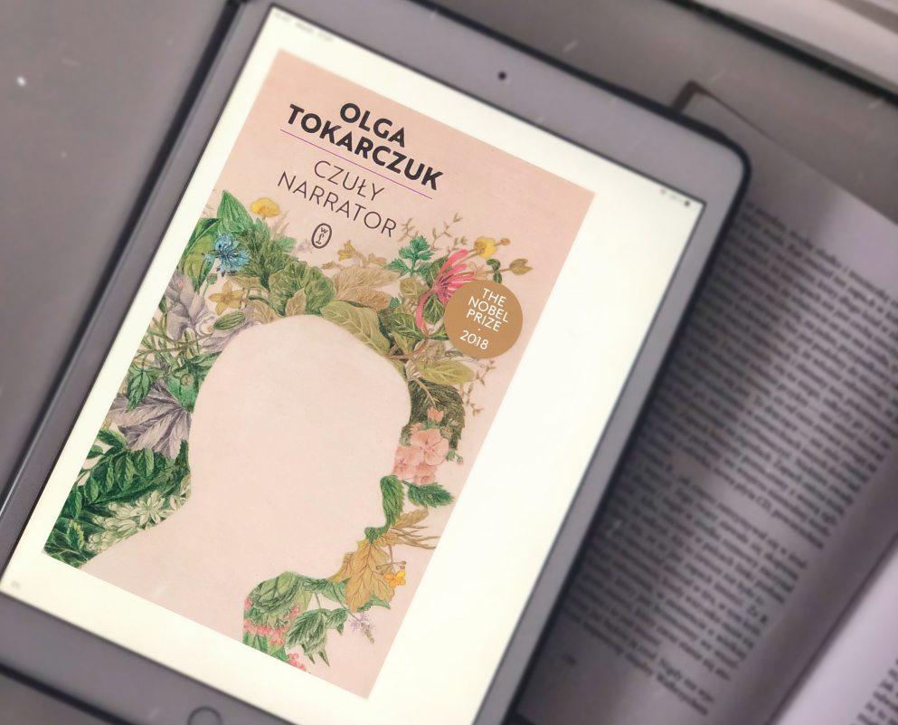 Czuły narrator Olga Tokarczuk ebook