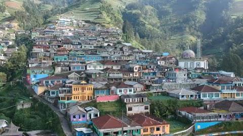 Nepal Van Java, Wisata Unik di Kabupaten Magelang