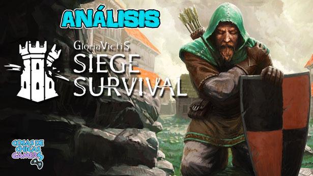 Análisis de Siege Survival: Gloria Victis para PC