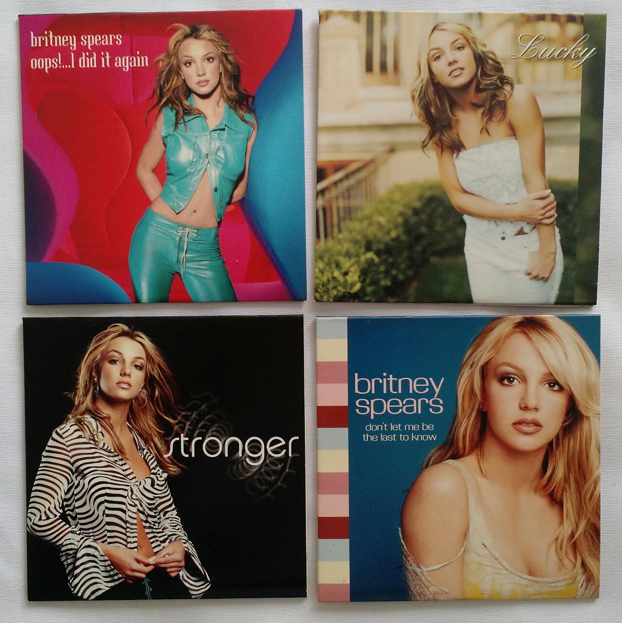 ## Cds Collection ##: Britney Spears - The Singles ...