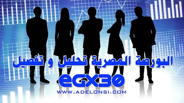 تحليل فني تفصيلي عن البورصة المصرية و مؤشرها العام EGX30