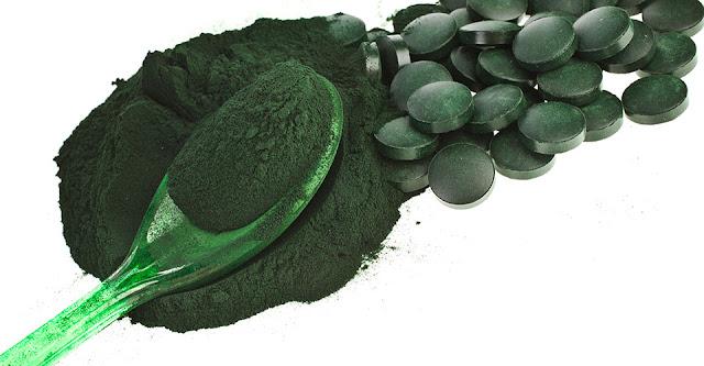 suplementos alimenticios con alga espirulina