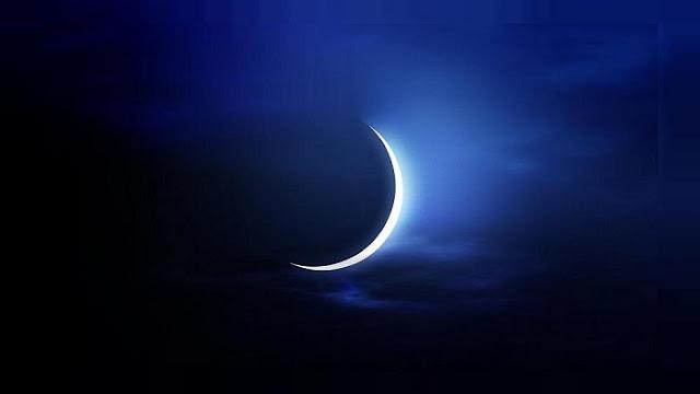 هلال شهر رمضان