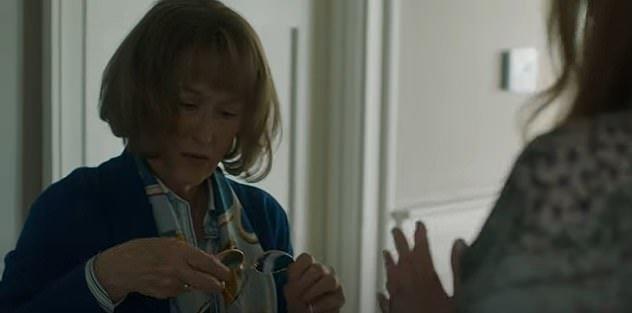 Nicole Kidman Slapped Meryl Streep Nicole Kidman