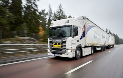 Scania aprende na prática como reduzir consumo de combustível