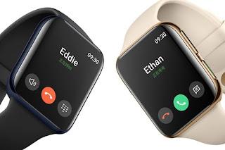 مراجعة سريعة لساعة أوبو ووتش Oppo Watch الذكية مواصفات ومميزات ساعة أوبو ووتش Oppo Watch الذكية