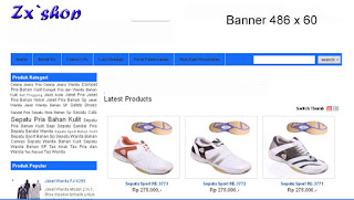 simplex-blogger-store-template