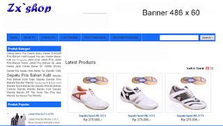 simplex-blogger-store-template