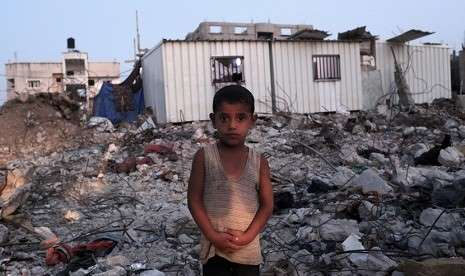 Dalam Lima Hari, Israel Tangkap 100 Warga Palestina