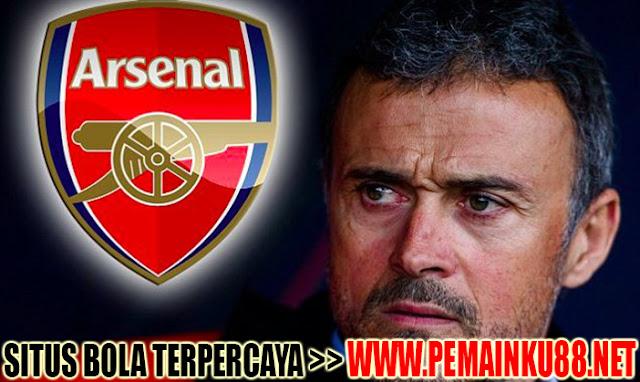 Luis Enrique Ogah Menjadi Manajer Di Arsenal