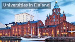 Universities In Finland