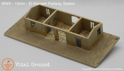 El Alamein Railway Station picture 3