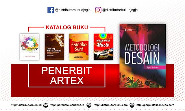 Buku Terbaru Terbitan Penerbit Arttex