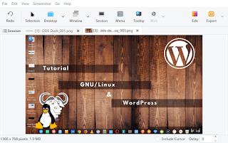 Shutter Aplikasi Penangkap Layar Gratis Terbaik Di GNU/Linux