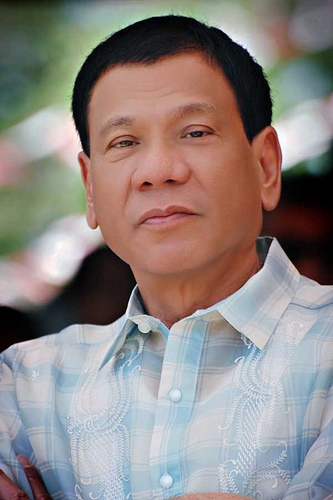 Mayor Rodrigo Duterte