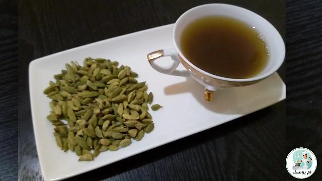 شاي الهيل (الحبهان) لتخفيف الوزن