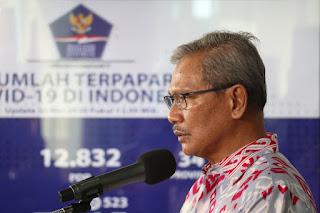 Kasus Positif COVID-19 di Jatim Tertinggi, Lampaui DKI Jakarta