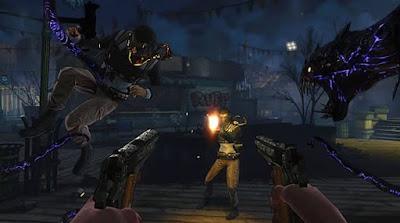 لعبة The Darkness 2 للكمبيوتر