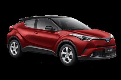 3 Alasan Mengapa Toyota CHR Layak Menjadi Mobil Idaman