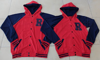 Jacket Pattankan Merah