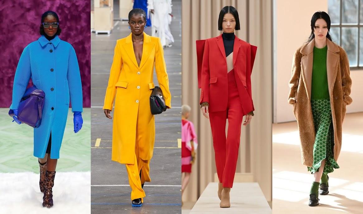 colori autunnoinverno 2021 22 pantone