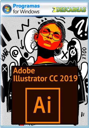 Adobe Illustrator CC 2019 Full [x64-bits] (Español) [MEGA]