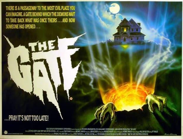 A Classic 80's movie, The Gate