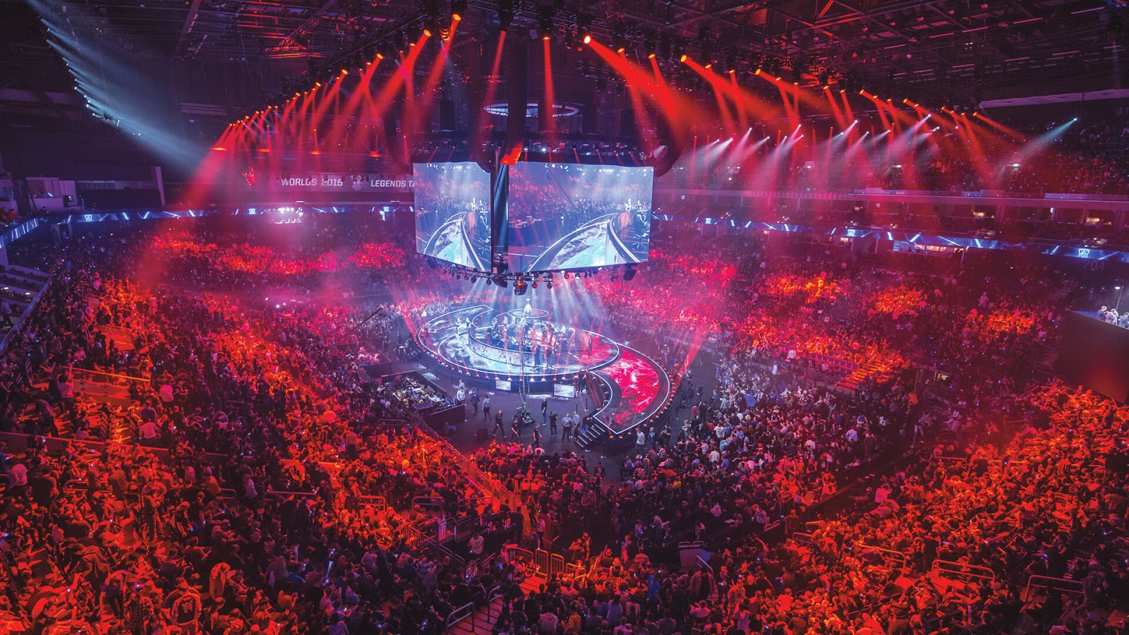 AZES Espor Arenaları Stadyumları 2