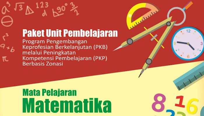Modul Diklat PKP  Matematika  SD