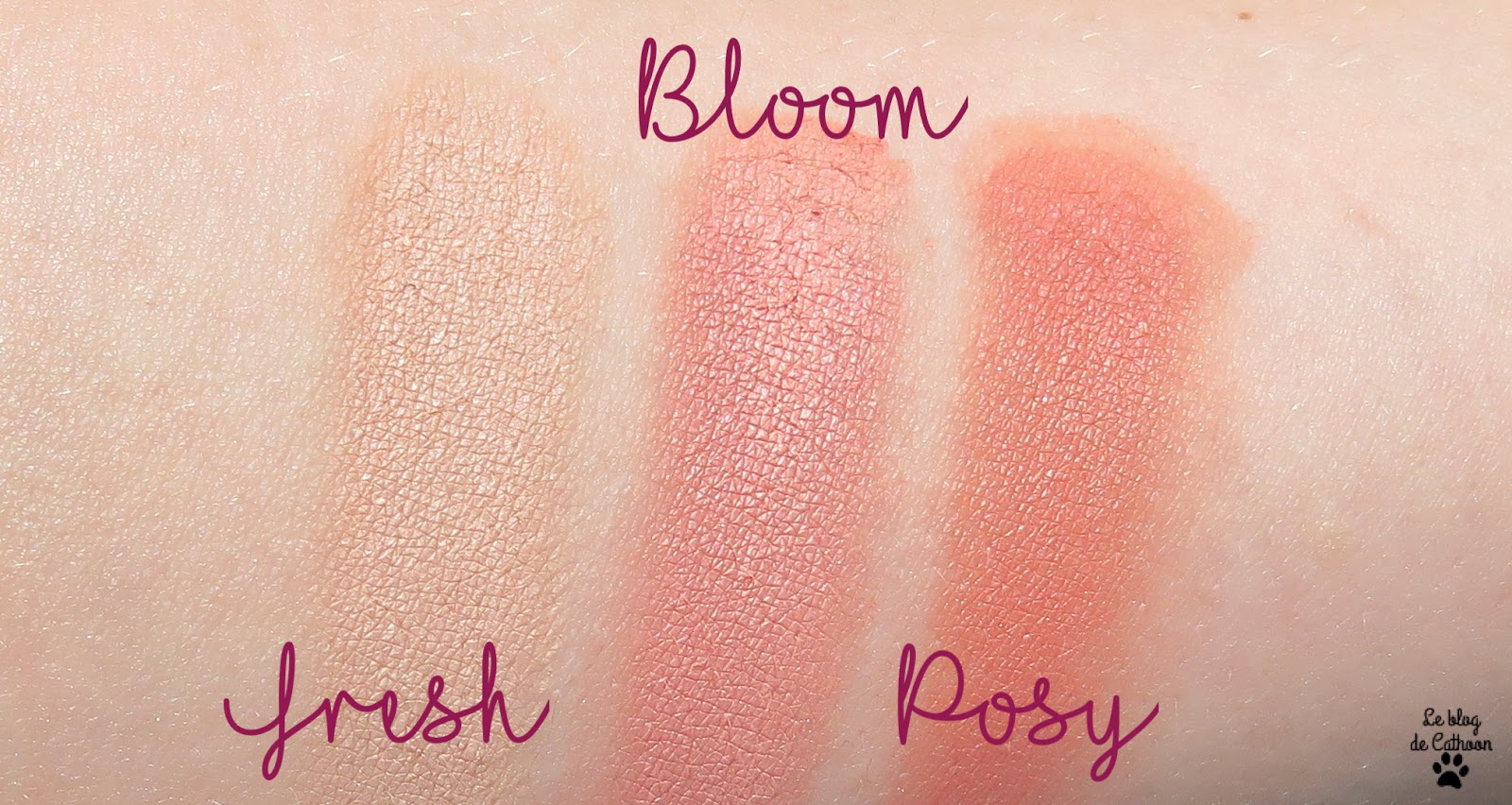 Ps... Peach Dream Palette - Makeup Primark -