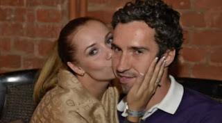 Mikhail And His Wife Anastasia