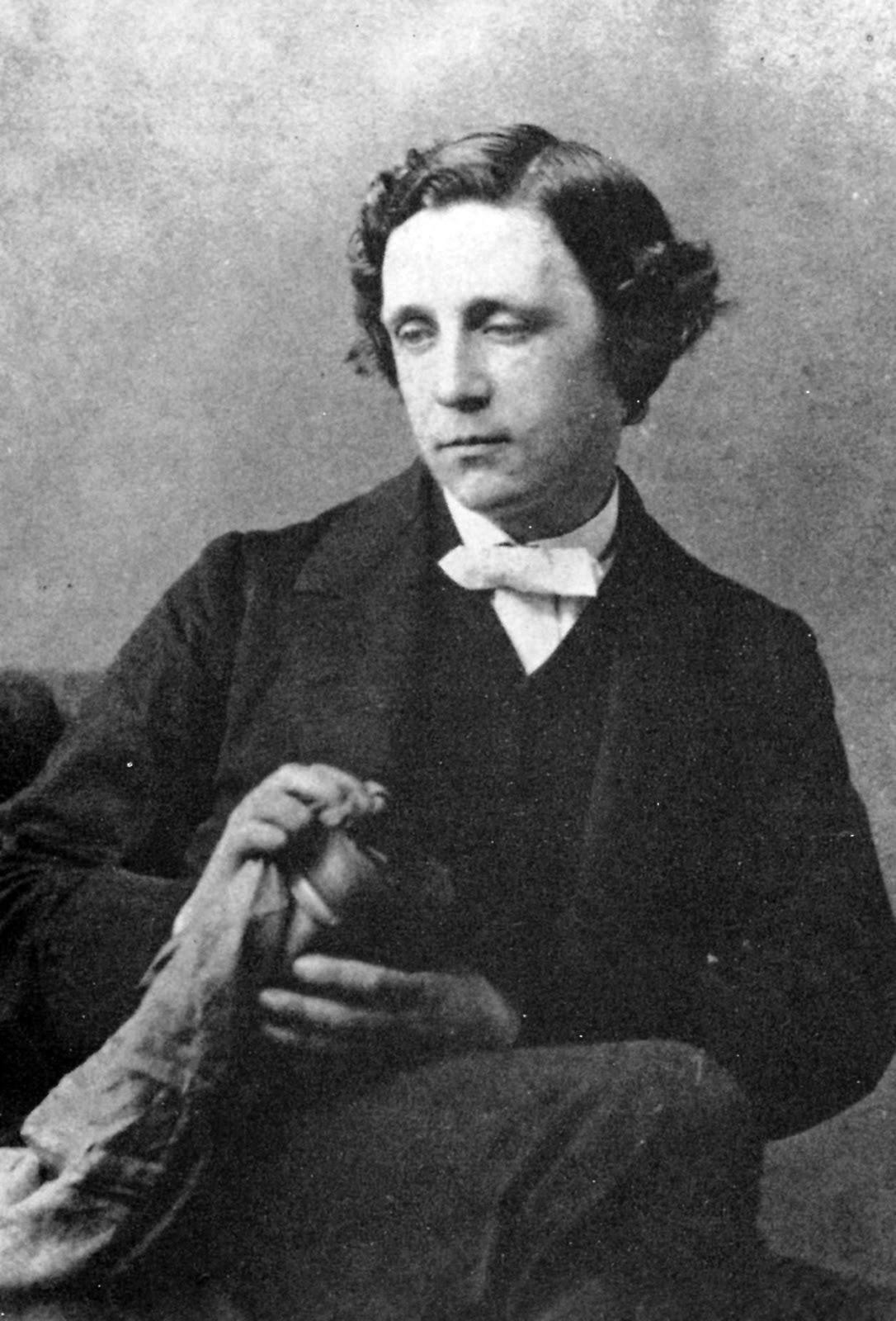 オスカー・ギュスターヴ・レイランダーのルイス・キャロルの肖像