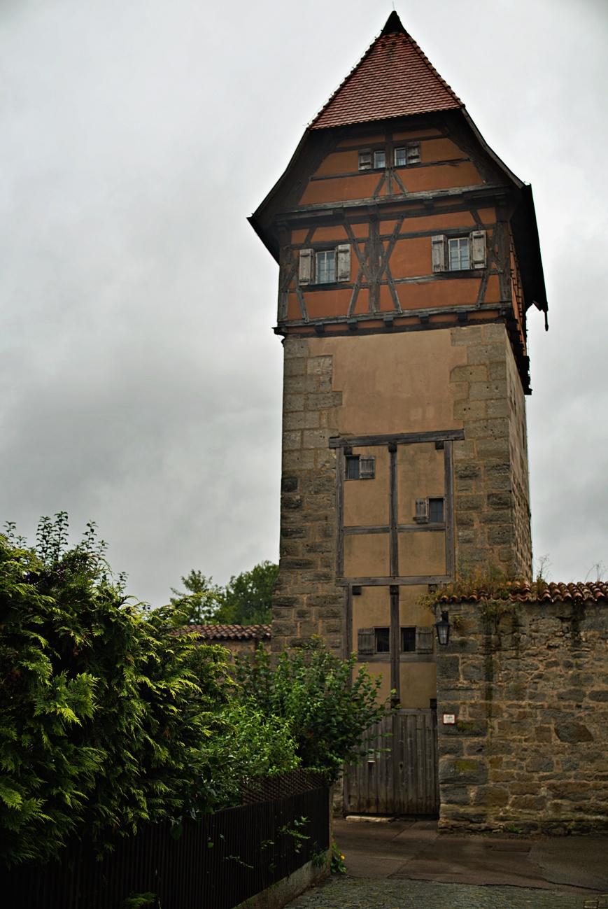 Dinkelsbühl #4 — Bäuerlinsturm