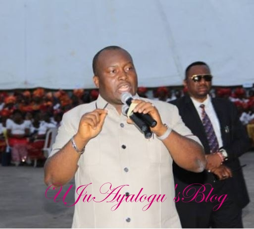 Ifeanyi Ubah Formally Dumps PDP, Joins APGA