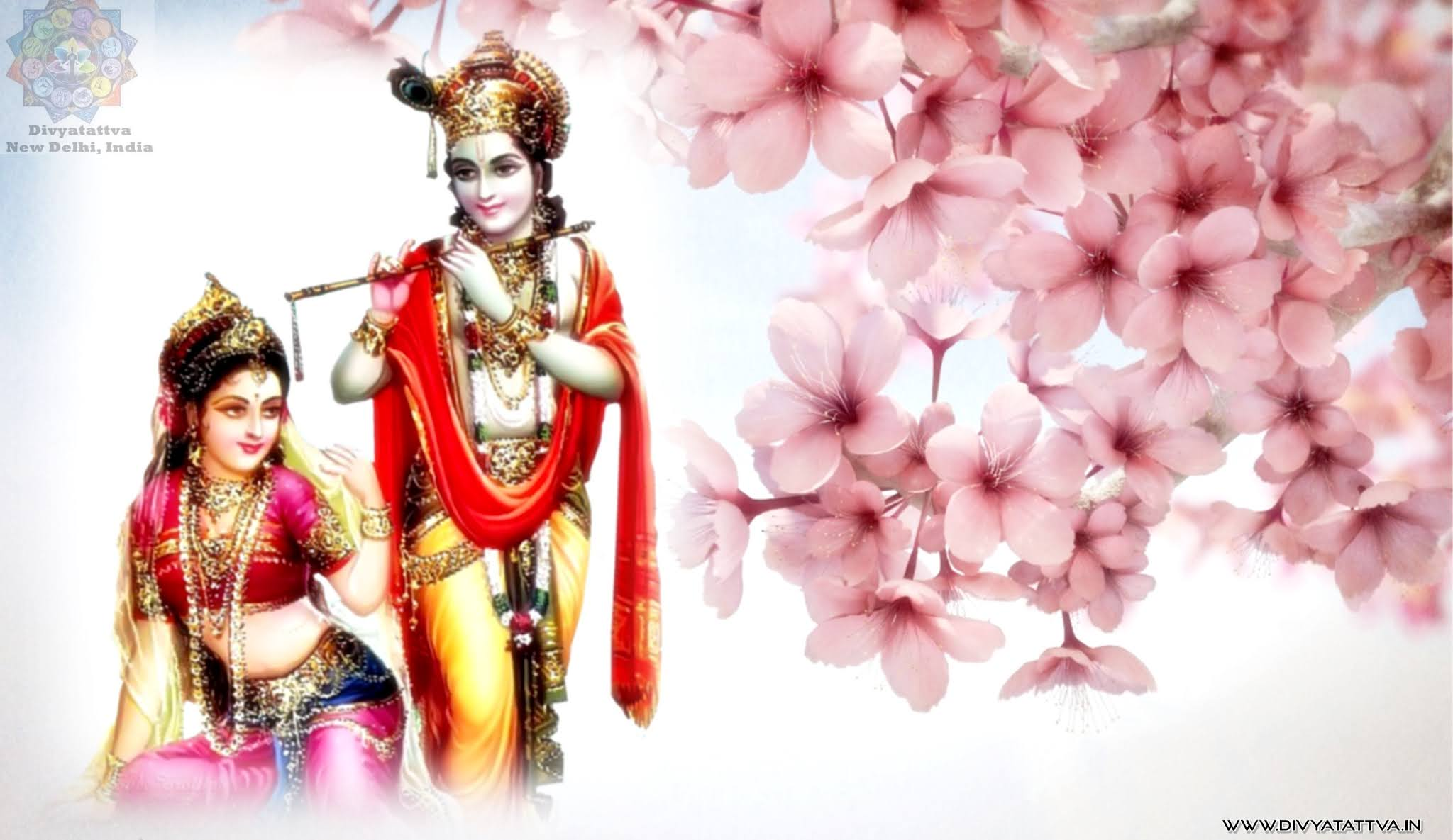 Beautiful Radha Krishna 4K UHD Widescreen Wallpapers, 3D Photos of Srimati Radhe Govinda for Free Download