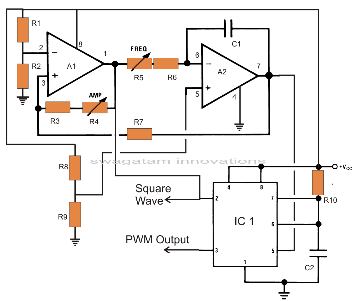 Pure Sine Wave Inverter Circuit Diagram Circuit Diagram