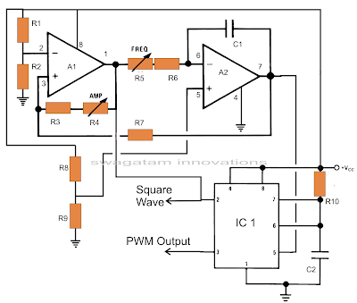Inverter Control Diagram Integrated Circuit Diagram Wiring