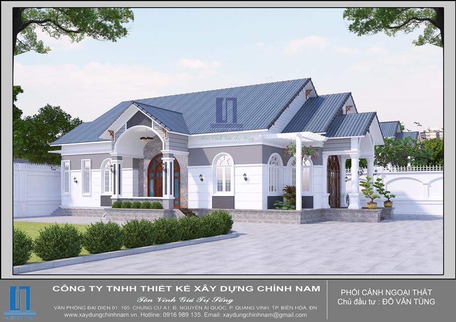 BT05: Biệt thự vườn – Phước Tân