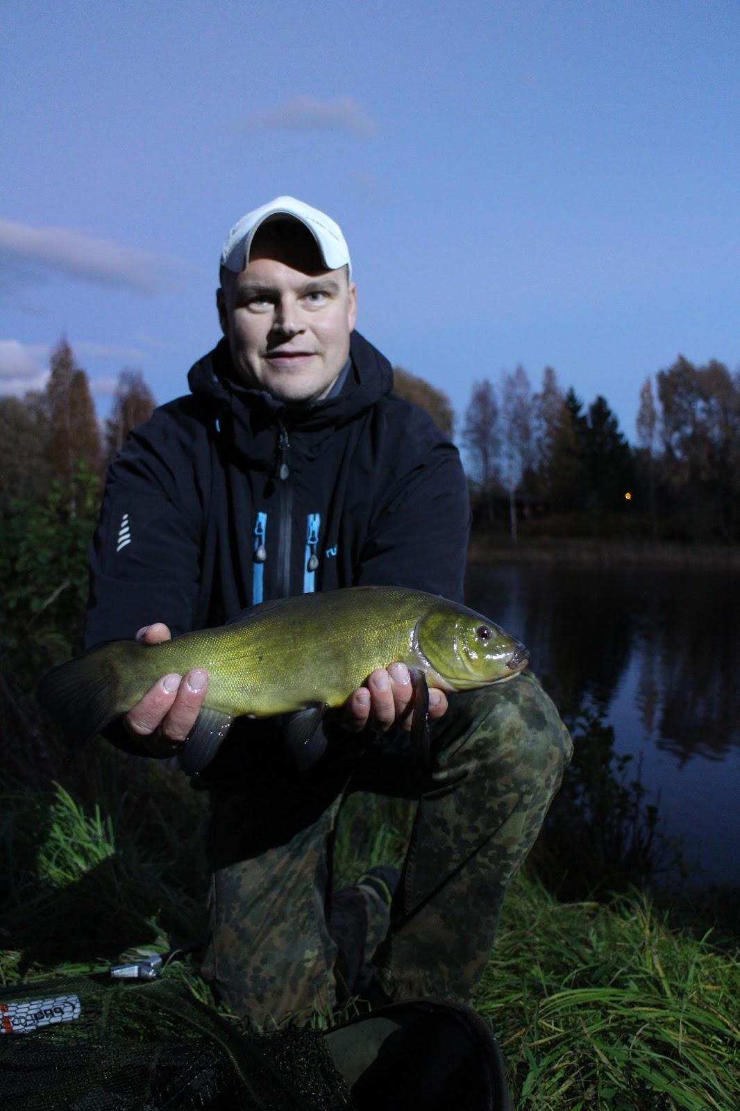 Fongausta ja kalastusta ympäri Suomen.