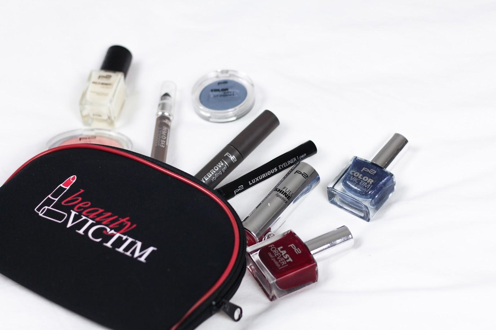 Il trucco perfetto con p2 cosmetics
